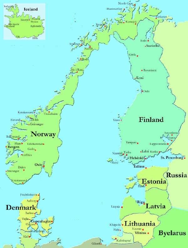 Deja Vu Norja